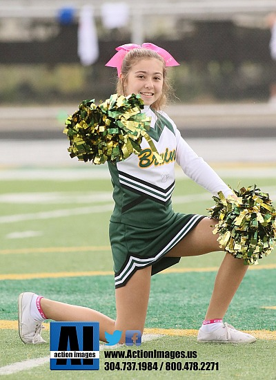 Brooke Bruin Youth Varsity Cheer 10-4-2020