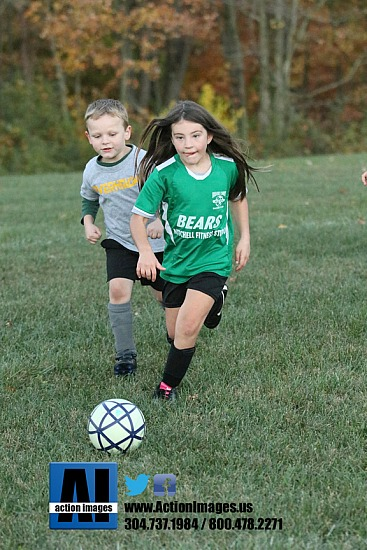 Brooke Country Soccer Club 6U 10-13-2020